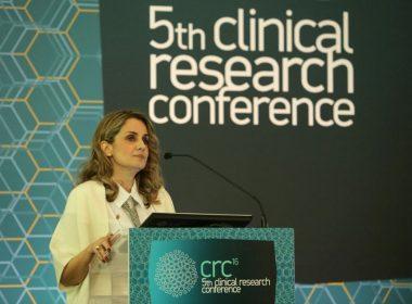Ομιλία-Παρουσίαση: Δώρα Τουρτόγλου, Clinical Research Manager, Ιατρικό Τμήμα, AstraZeneca Ελλάς