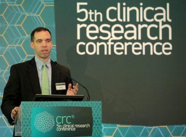 Ομιλία – παρουσίαση: Jim Sage, President PhRMA Innovation Forum, President and Managing Director, Pfizer Hellas - Τίτλος παρουσίασης: «Clinical Trials: A Potential Growth Engine For Greece. Key Considerations to Attract Clinical Trial Investment»
