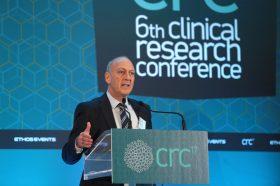 Ομιλία-Παρουσίαση: Γιάννης Χονδρέλης, Sr. Διευθυντής Κλινικών Ερευνών & Εγκρίσεων, Φαρμασέρβ – Lilly Τίτλος Παρουσίασης: «Στοιχεία και αριθμοί για την κλινική έρευνα»